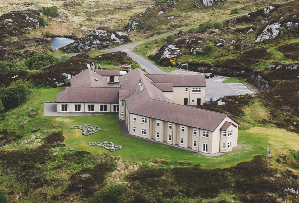 Inver Lodge - Lochinver, Scotland