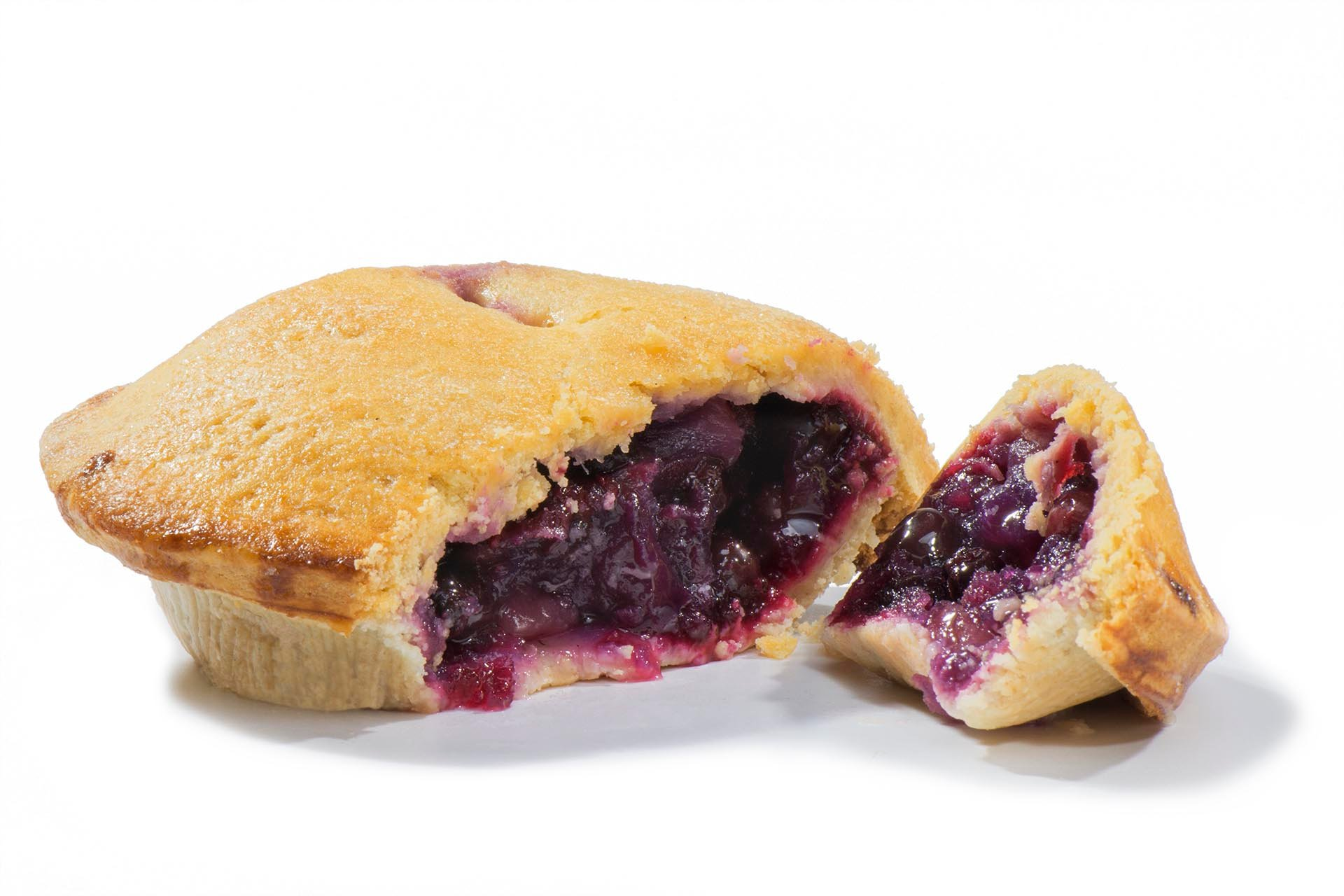Apple and Blackcurrant Pie - Lochinver Larder