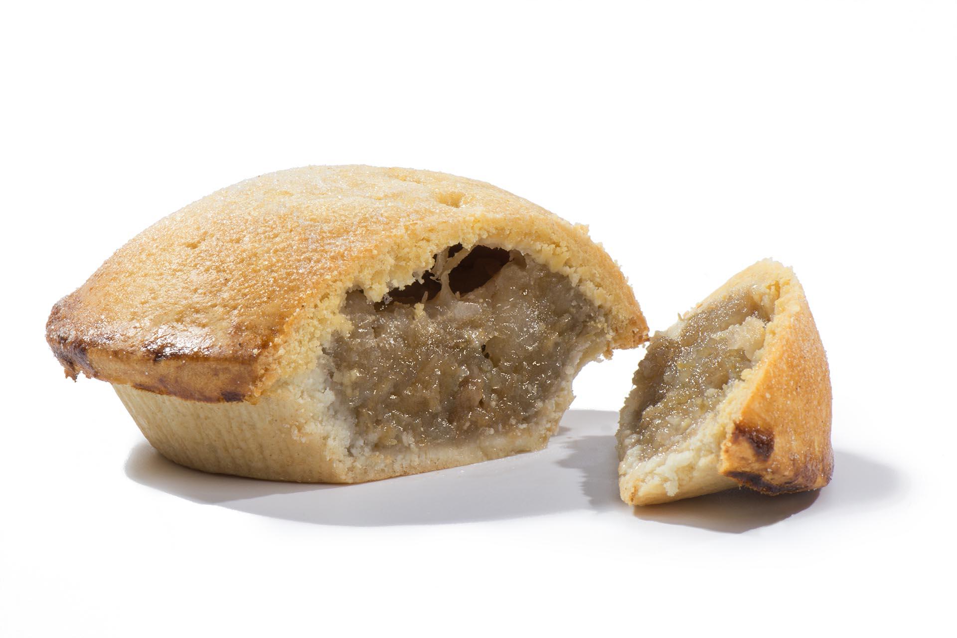 Rhubarb Pie - Lochinver Larder