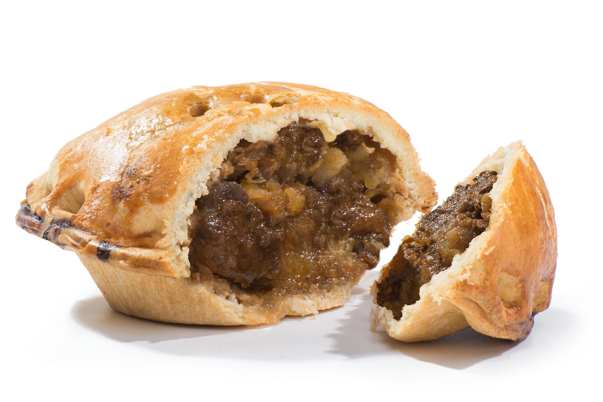 Savoury Lamb Pie - Lochinver Larder