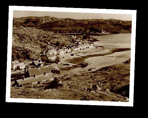 The history of Lochinver, Scotland